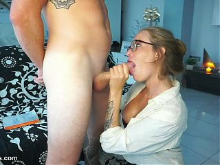 SPH – little dicked cuck gets humiliated
