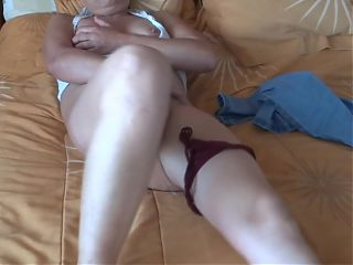 FULL MASTURBATION OF MY BEAUTIFUL, MATURE AND EXCITING WIFE