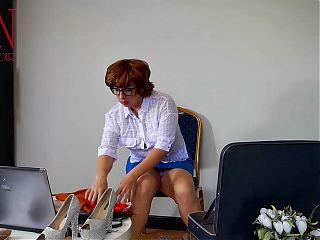SEXRETARY – Velma Dinkley. Part 1 Enchanted Velma. Scooby Doo.